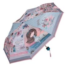 Anekke automatikusan összecsukható kicsi esernyő