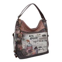 Miss Anekke kétfunkciós, női táska, felnőtt, 32x13x36,5cm