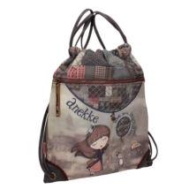 Miss Anekke sportos, két rekeszes hátizsák, 34,5x4x39cm