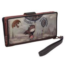Miss Anekke patentos pénztárca, 18,5x2,5x10cm