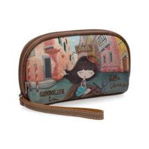 Anekke kézi táska, klasszikus nesszeszer, Venice, 21x6x12cm