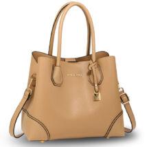 Valeria bevásárló táska- natúr