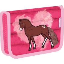 Belmil kihajtható tolltartó 335-74, Riding Horse