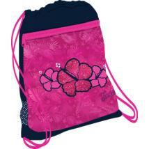 Belmil hálós és zsebes tornazsák 336-91, Tropical Pink