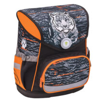 Belmil merev falú iskolatáska Compact  Wild Tigers