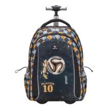 Belmil Trolley és hátizsák 2 az 1-ben, Easy-go  Football 10
