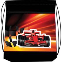 Belmil hálós és zsebes tornazsák Sport Car Racing