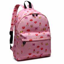 Lena E6701 gyerek hátizsák - rózsaszín