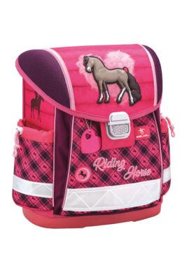 Classy - Riding Horse merev falú iskolatáska