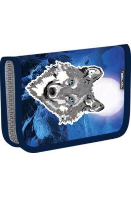 Belmil kihajtható tolltartó 335-74, Lumi Wolf