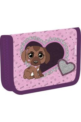 Belmil kihajtható tolltartó 335-74, Cute Puppy