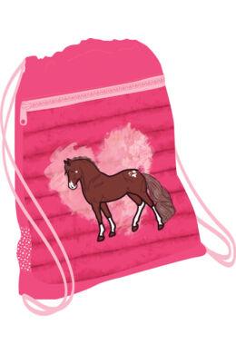Belmil hálós és zsebes tornazsák 336-91, Riding Horse