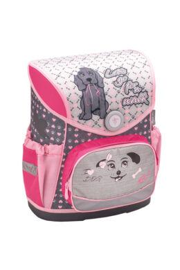 Belmil merev falú iskolatáska Compact  I Love Dog