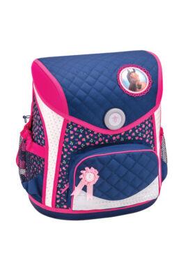 Belmil merev falú iskolatáska Cool Bag  Blue Riding Horse