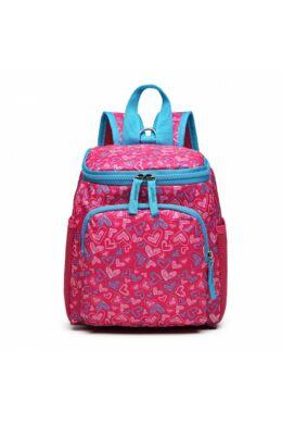 Ovis hátizsák - rózsaszín