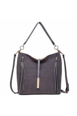 Savannah LT1715 női táska - szürke