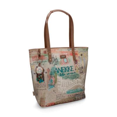 Anekke nagy, hosszított női táska, Felnőtt kollekció, Venice, 32x12x37 cm