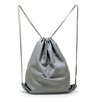 Zsinóros  hátizsák –Szürke