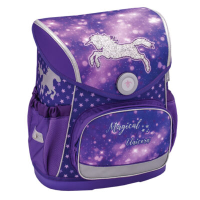 Belmil merev falú iskolatáska Compact  Magical Unicorn