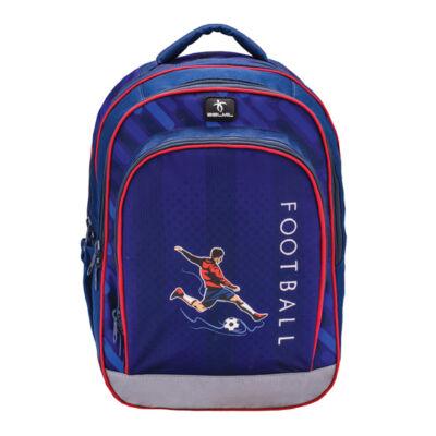 b5c5795368f4 SPEEDY kollekcióRoyal Football sokoldalú iskolatáska fiúknak.