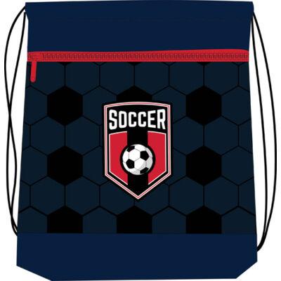 Belmil hálós és zsebes tornazsák Soccer Game