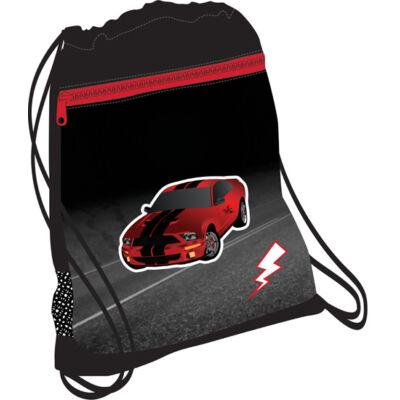Belmil hálós és zsebes tornazsák Flash Racing