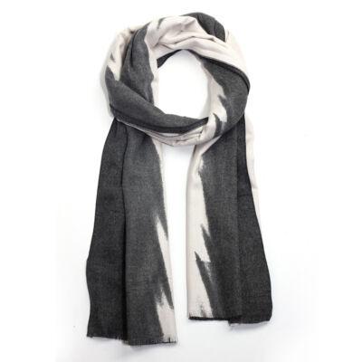 Fekete-fehér női sál - Sálak és kendők 60a8beeff8