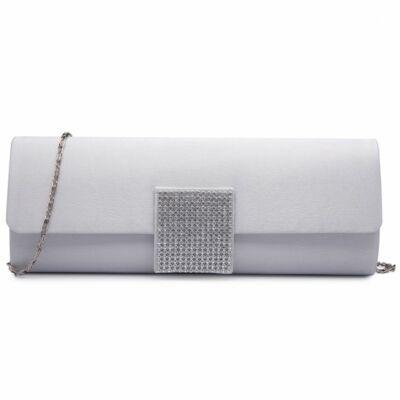 Carol LY6681 boríték táska - bézs