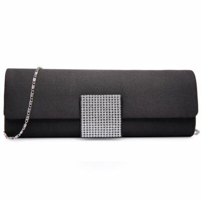 Carol LY6681 boríték táska - fekete