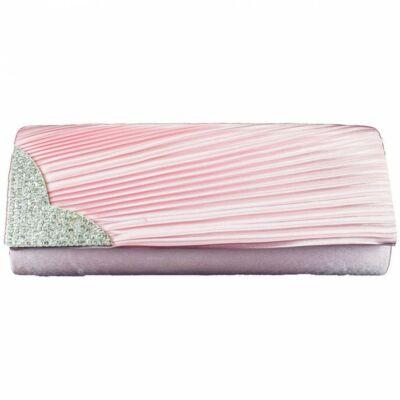 Emese L1113 alkalmi táska - pink