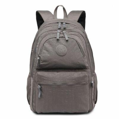 Vízálló hátizsák E1733 szürke