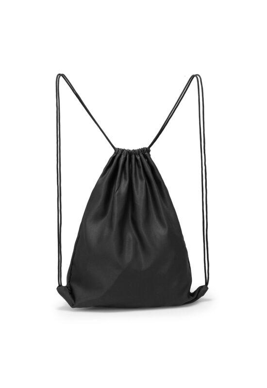 Zsinóros hátizsák-Fekete