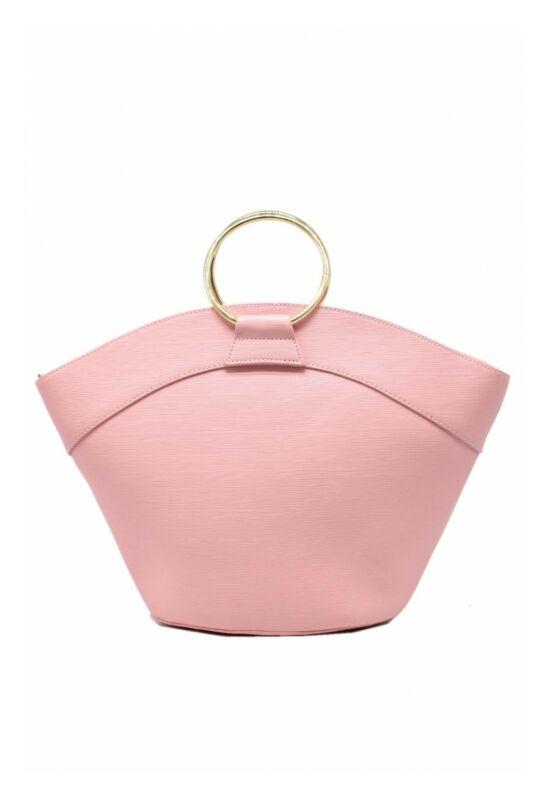 Élisé fémfogantyús táska-pink