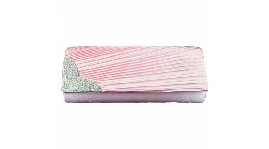 Emese L1113 alkalmi táska - pink Katt rá a felnagyításhoz 7c25ebb39d