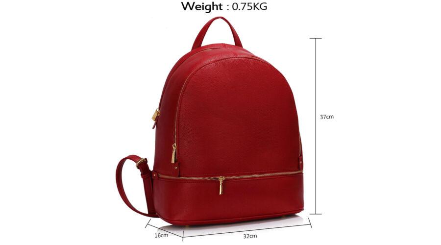 477e89ec5fd3 Grace hátizsák - piros 8.690 Ft Hátizsákok