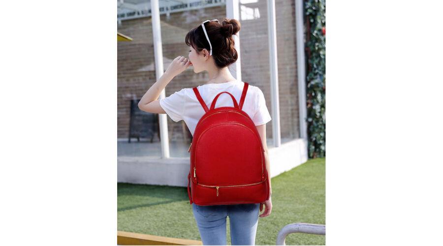 Grace hátizsák - piros 6.790 Ft Hátizsákok 461d4af72a