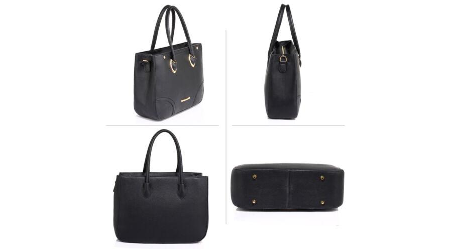 Taylor női táska - Fekete - Készletkisöprés d5fb985f45